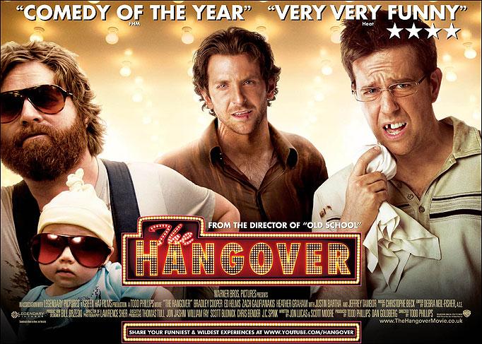 hangover 2009. The Hangover (2009)
