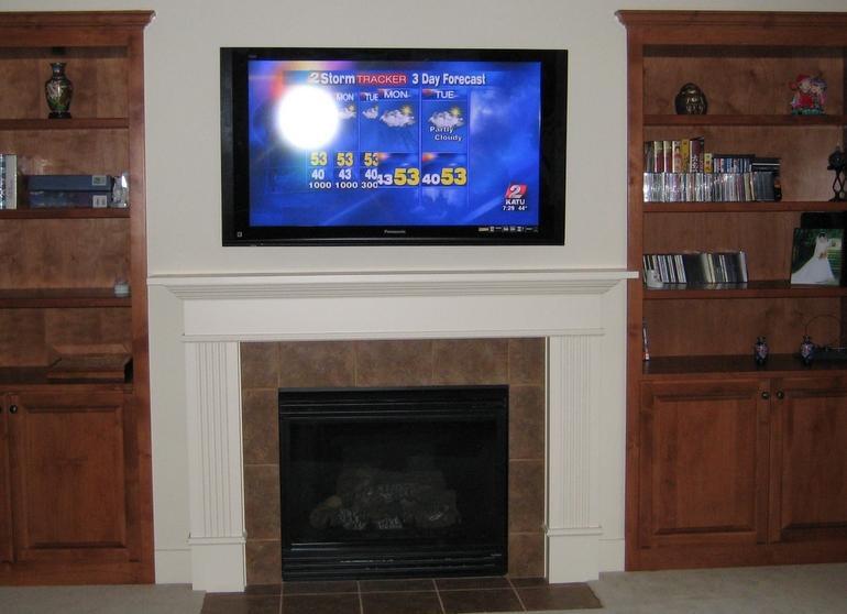the basement fireplace search dsu mike